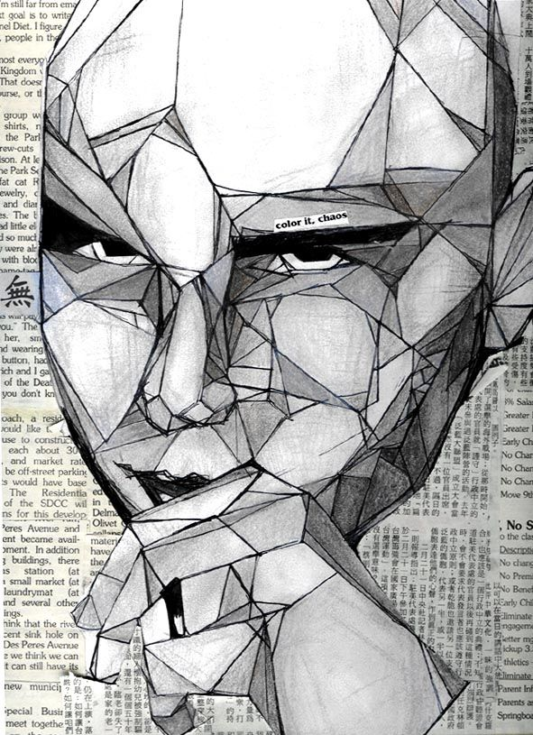 Billy Corgan cubism AWESOME!!!!!!!!!!!!!!!!!!!!!