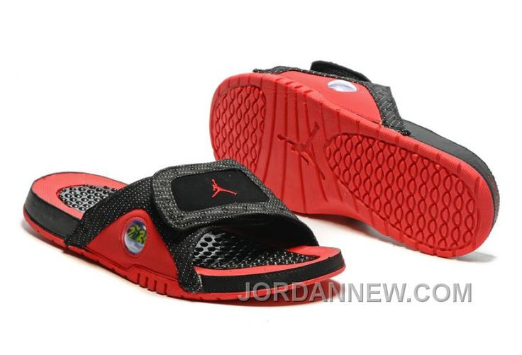 http://www.jordannew.com/2017-mens-jordan-hydro-13-slide-sandals-black-red-authentic.html 2017 MENS JORDAN HYDRO 13 SLIDE SANDALS BLACK RED AUTHENTIC Only $79.00 , Free Shipping!