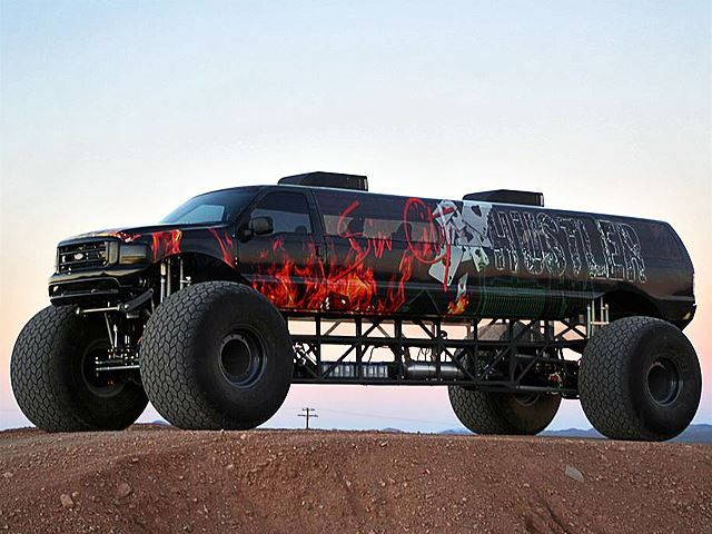 Why Is This One-Off $1 Million Monster Truck Still For Sale?