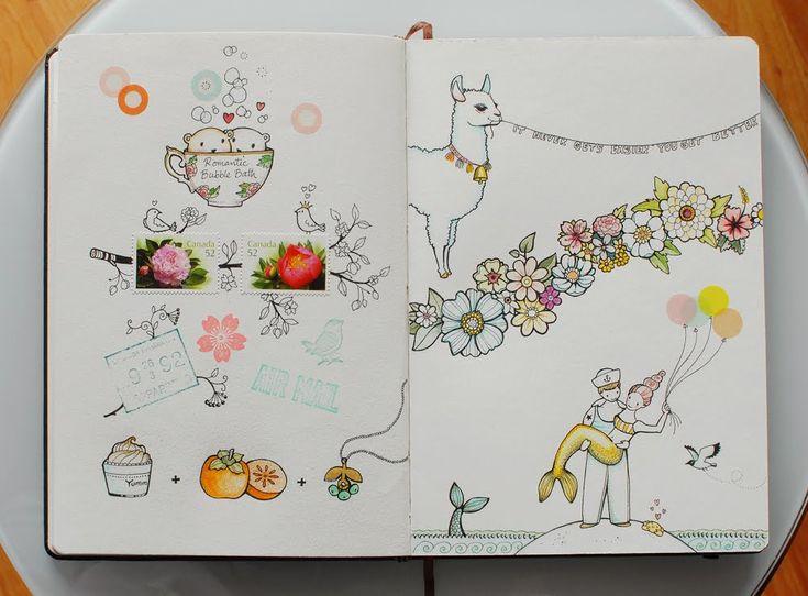 joojoo: sketchbook