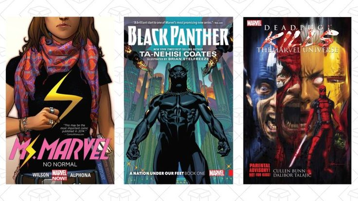 Amazon's Blowing Out Hundreds of Popular Marvel Digital Comics For the Holidays