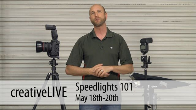 Once you know what's happening with your camera and flash you can do almost anything. Speedlights open up a new realm in your photograp...