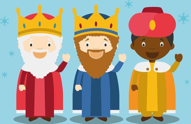 existen los reyes magos? Carta