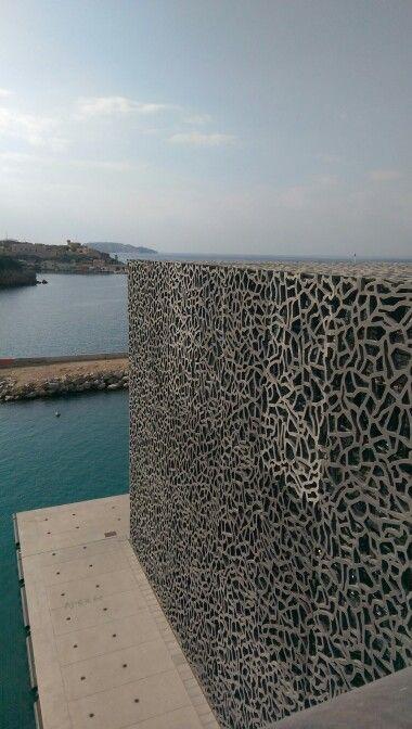Mucem Marseille France