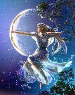 Kahramanın Ruhsal Yolculuğu: Artemis: Yerinden edilmiş Tanrıça