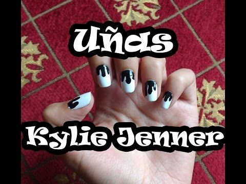 Uñas Kylie Jenner - YouTube