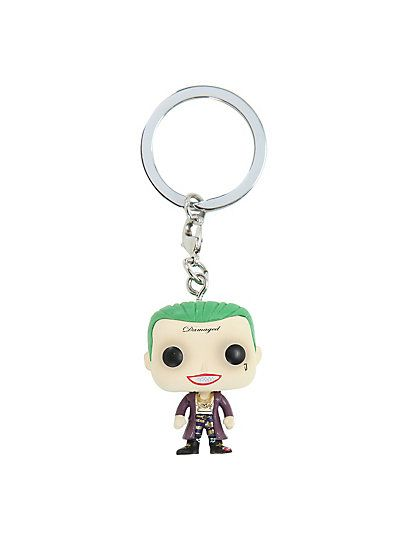 Funko Suicide Squad The Joker Pocket POP! Key ChainFunko Suicide Squad The Joker Pocket POP! Key Chain,  --Be your own Whyld Girl with a wicked tee today! http://whyldgirl.com/tshirts