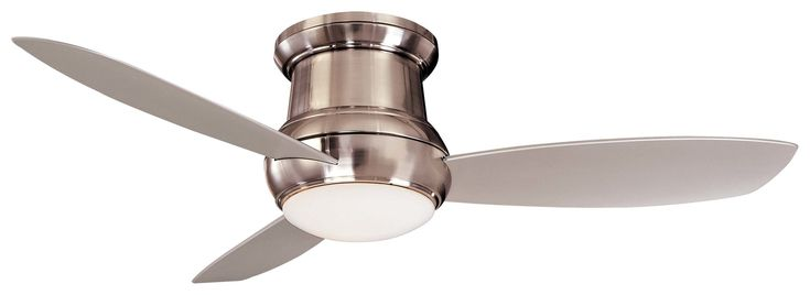 """52"""" Concept II 3 Blade Outdoor LED Ceiling Fan"""