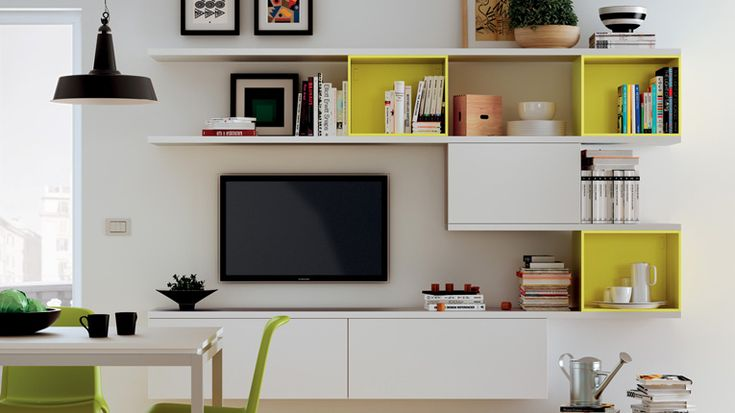 Scavolini Easy, a great solution even for living area