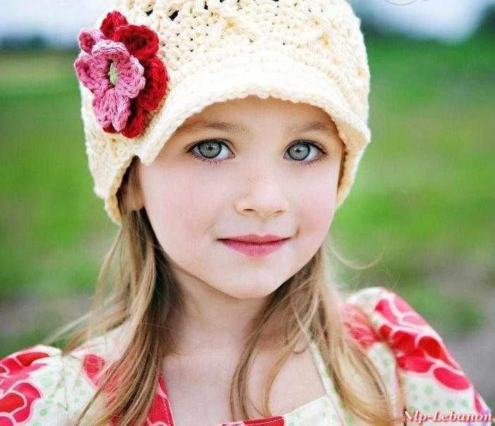 صور اطفال صور اطفال جميله بنات و أولاد اجمل صوراطفال فى العالم Crochet Hats Crochet Baby Hats Crochet