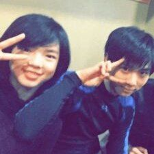 Yuzuru and Jun