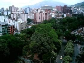Ciudad de los parques. Bucaramanga