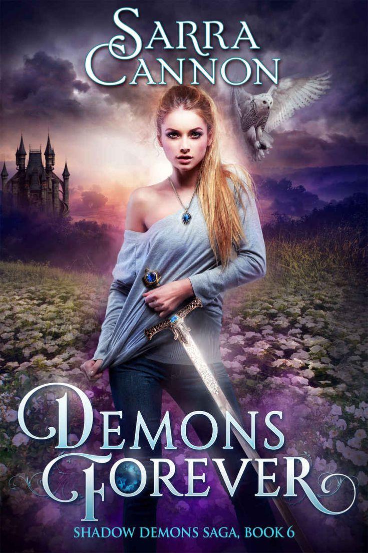 Amazon: Demons Forever (the Shadow Demons Saga Book 6) Ebook: