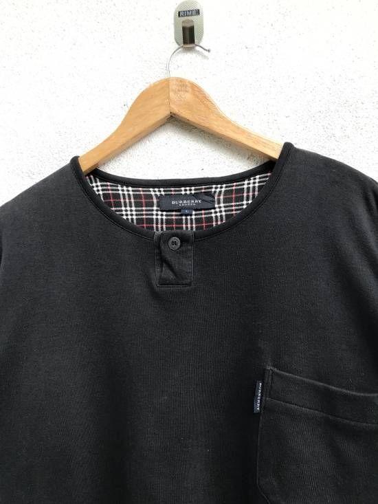 9d499da8d3e1 Burberry Burberry London Black Label Pocket LS Shirts Size l - Long Sleeve  T-Shirts for Sale - Grailed