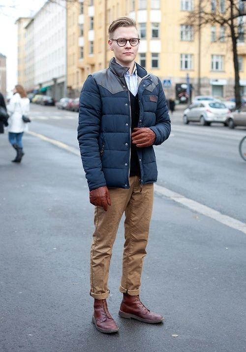 Street Style from Helsinki, Finland