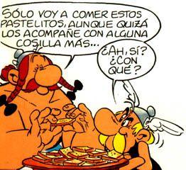 BROWNIES- Brownies de Obelix --> MUY SENCILLOS DE HACER Y SÚPER DELICIOSOS!!!!