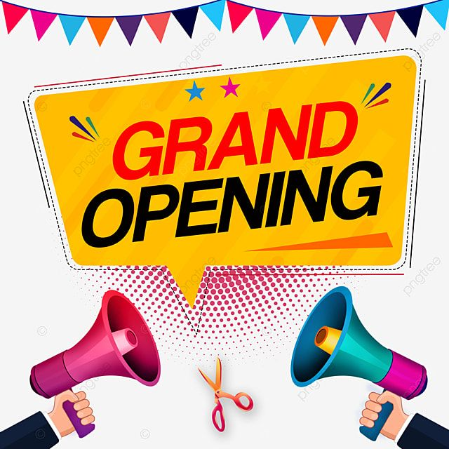Grand Opening Soon With Mic Png Busness Opening Re Opening Opening Soon Png Transparent Clipart Image And Psd File For Free Download In 2021 Grand Opening Banner Background Images Poster Background Design