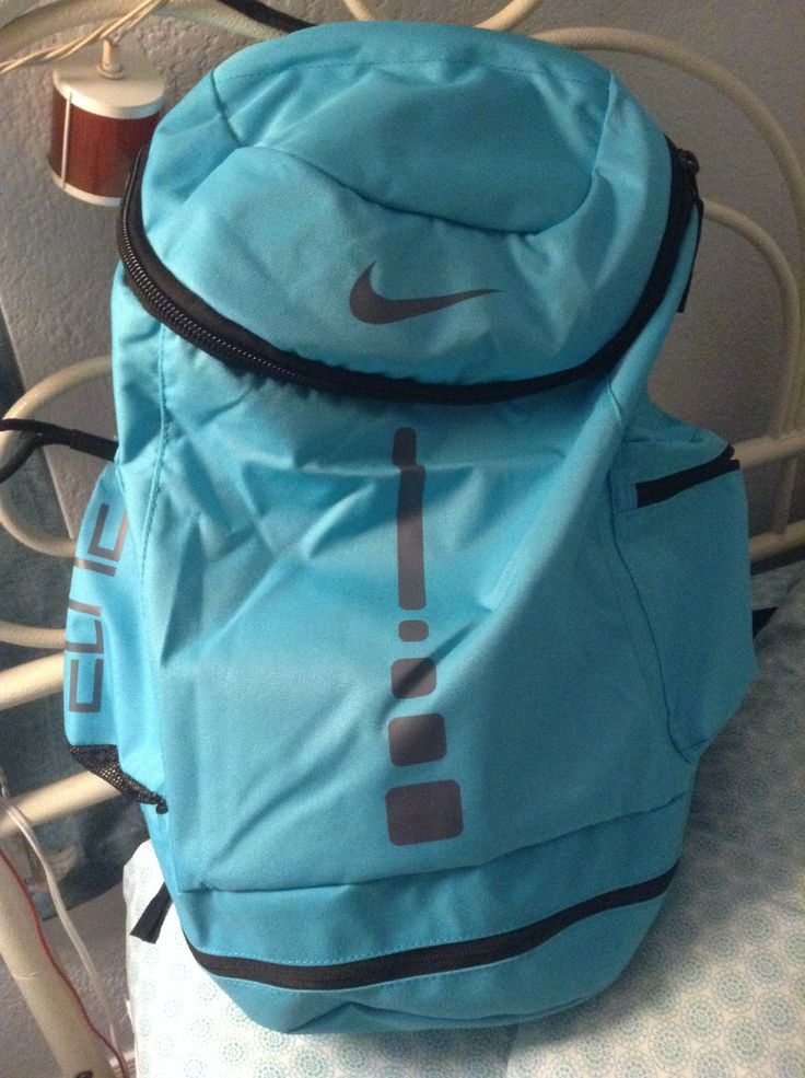 nike elite backpack teal