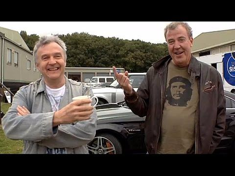 The Grand Tour - Andy Wilman - Very Interesting Interview
