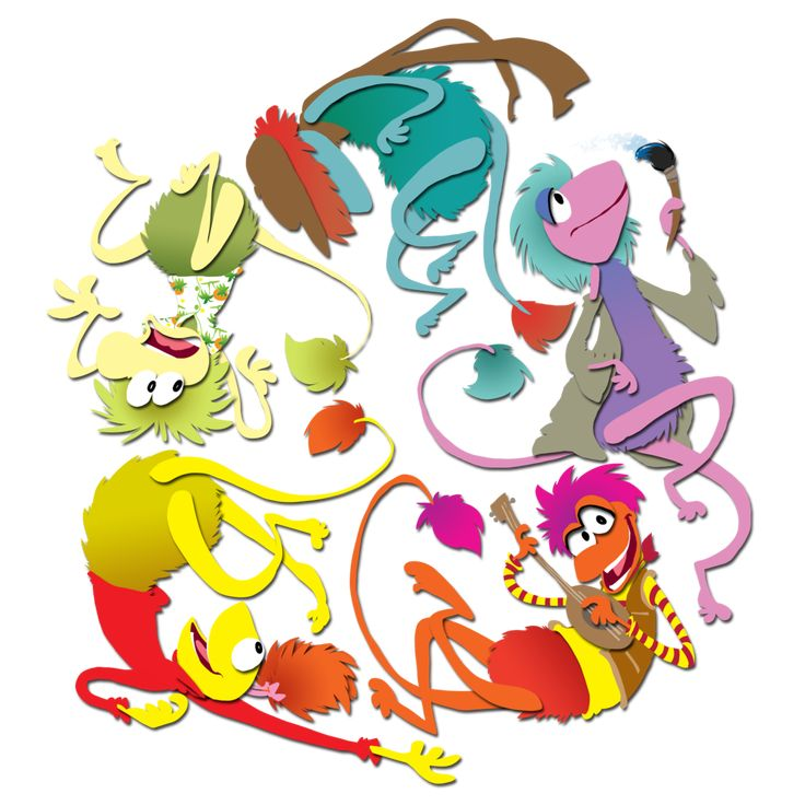 Fraggle Rainbow by real-faker.deviantart.com on @deviantART