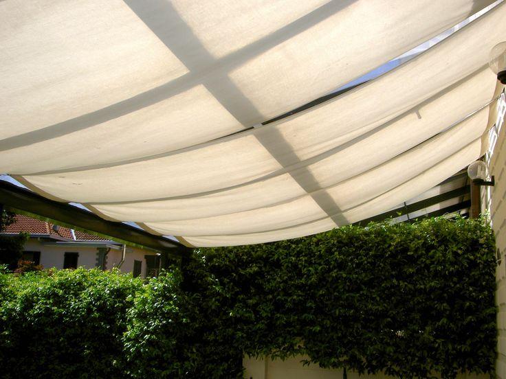 Ombra e frescura in veranda