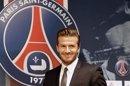 FOOTBALL -  Football: David Beckham signe au Paris Saint-Germain - http://lefootball.fr/football-david-beckham-signe-au-paris-saint-germain/