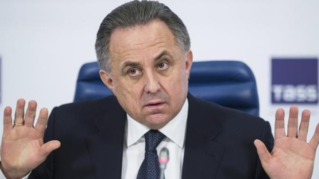 Russia deputy Prime Minister Vitaly Mutko says doping coaches should retire - BBC Sport