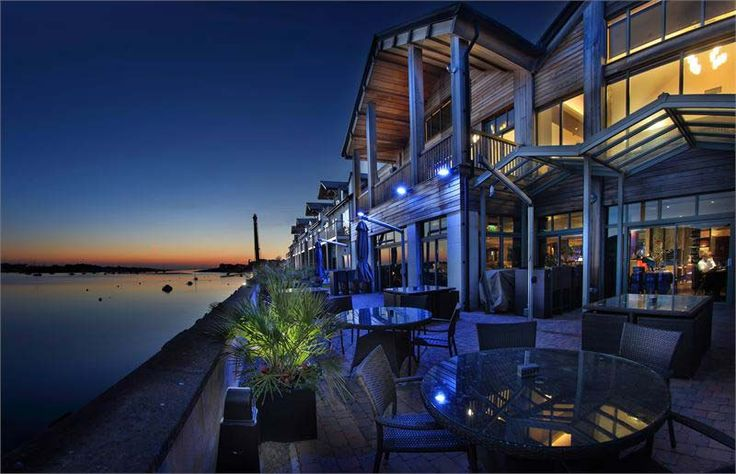 The Quay Hotel and Spa is a seaside wedding venue in Wales