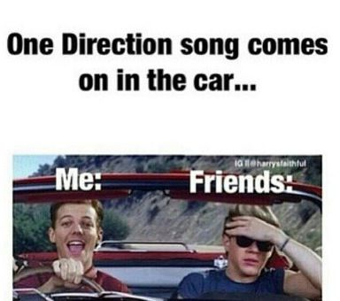 Lol forget my friends One Directions on!!!!!!!