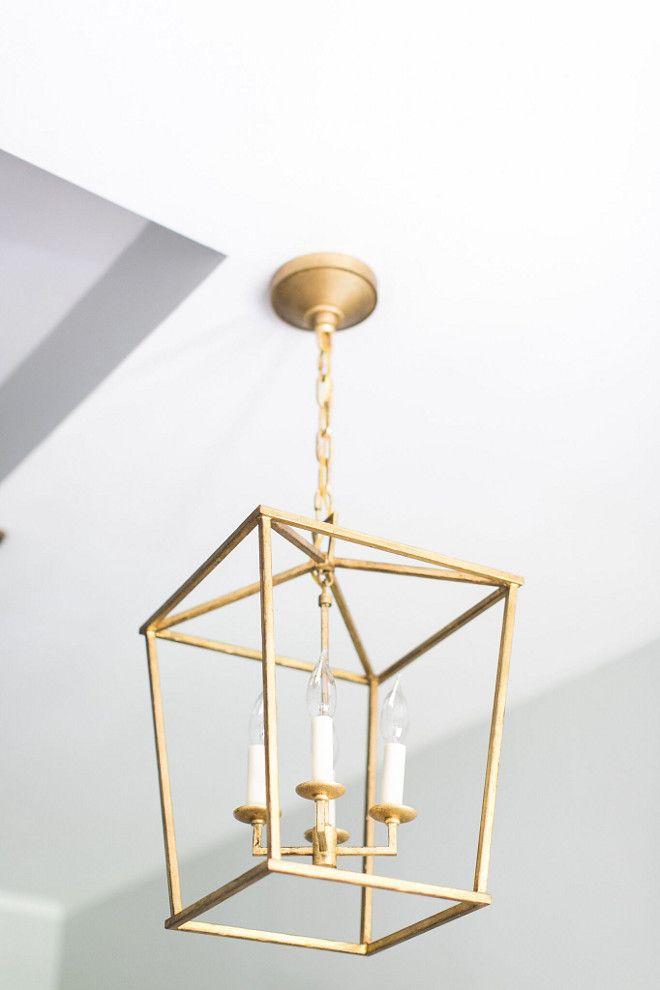 Lovely Entry Lantern Lighting ~ Beautiful Homes of Instagram