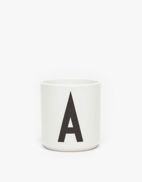 Arne Jacobsen Letter Cup