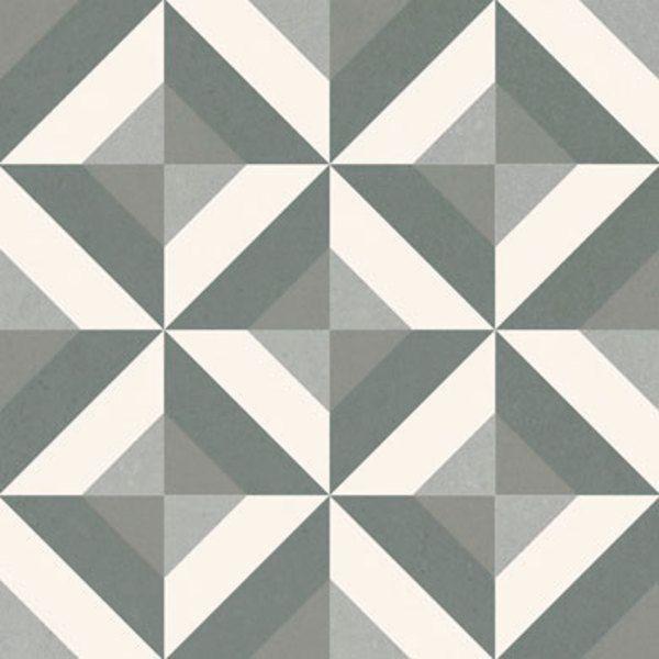 HERITAGETaco Grey 16,5x16,5 (HER004)