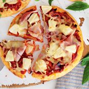 Jamie's Mini Pizzas recipe