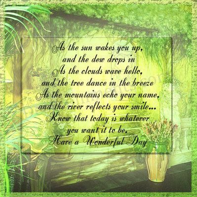 Good+Morning+Beautiful+Poems | good morning beautiful poems images good morning poetry collection ...