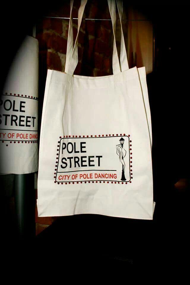 Pole Street xmas bag