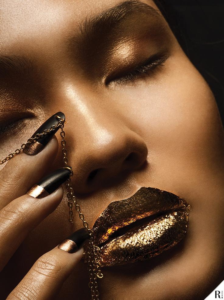 Metales preciosos  REPORT! Nº3 'Primavera ESPECTACULAR'  Septiembre 2012