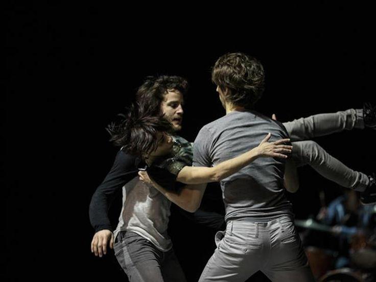 New York Live Arts, Bill T. Jones/Arnie Zane Dance Company: USAI 2014