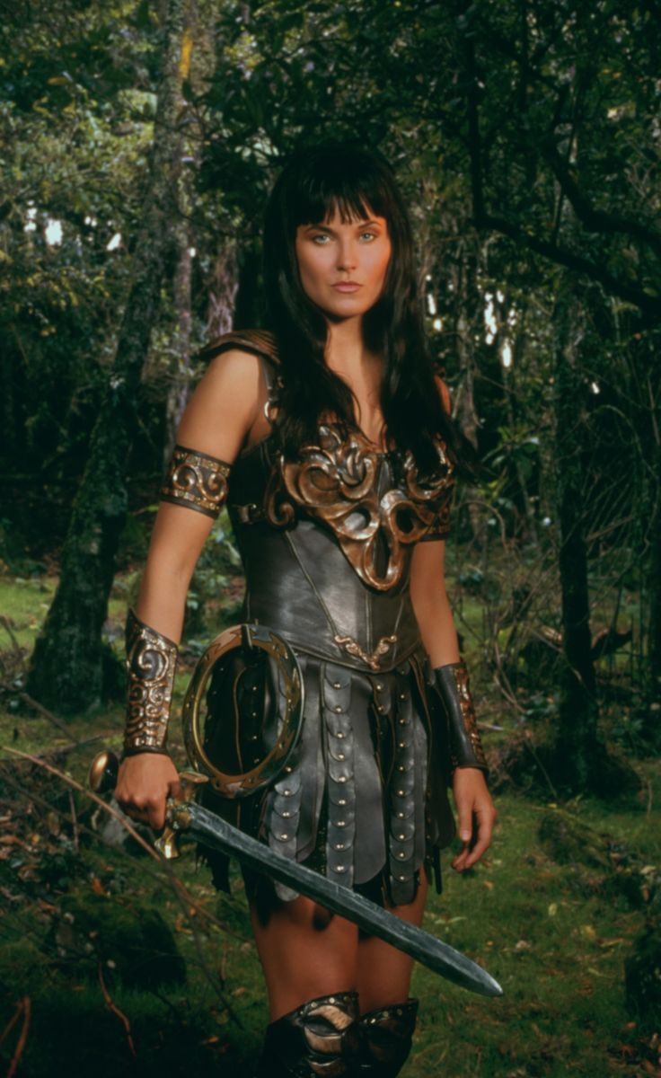 Xena Warrior Princess | Xena warrior princess, Warrior ...Hunger Games Cosplay