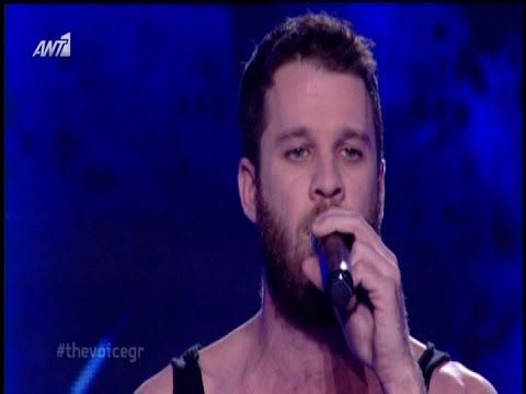 The Voice Of Greece 2 - Ακης Παναγιωτιδης [Skyfall]..15/2/2015