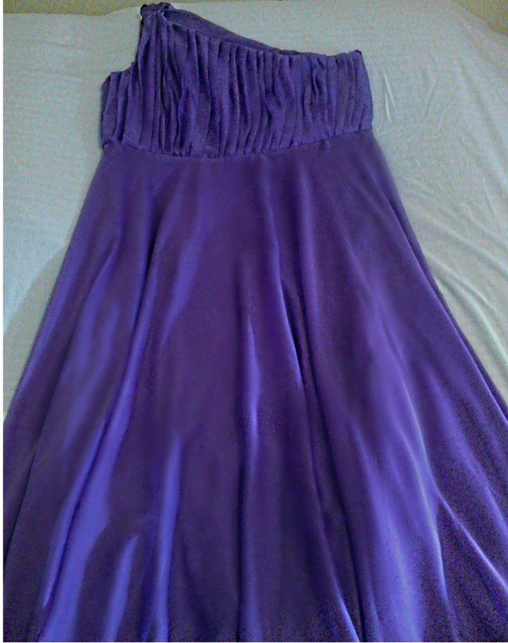 Vestido de noche talla grande1