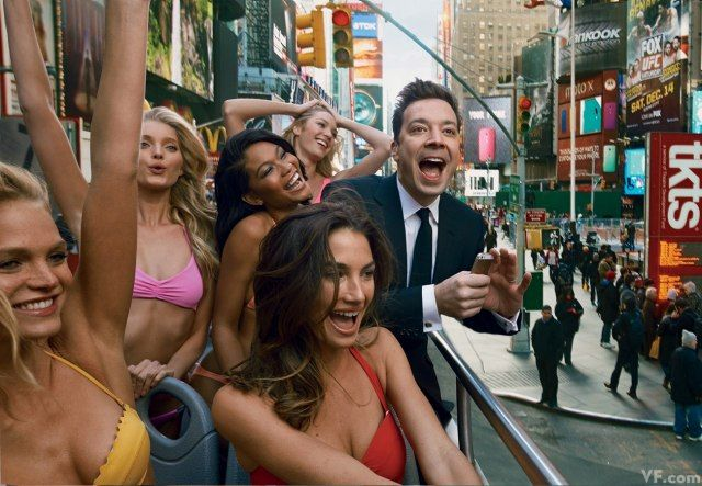 Jimmy Fallon Brings The Tonight Show Back to Its New York City Roots | Vanity Fair