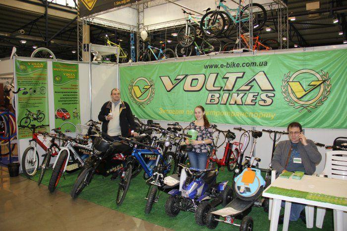 Купить мотор-колесо, электровелосипед. Велосипед с мотором, аккумуляторы... Все для электротранспорта в Украине - Volta Bikes