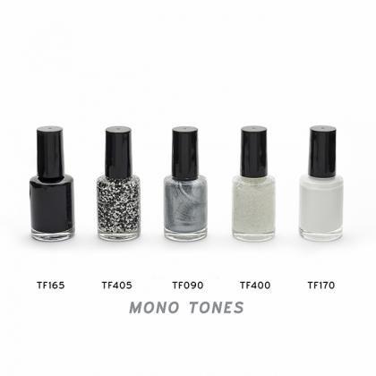 Silver 10ml Nail Polish