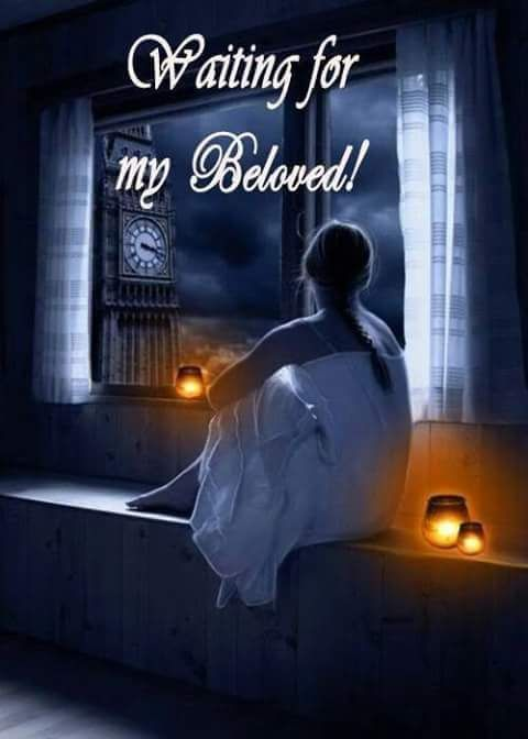 Waiting for my Beloved Jesus!!! thevoiceoftruthblog.weebly.com