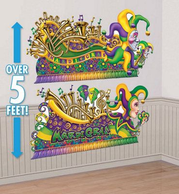 Mardi Gras Parade Float Supplies - Party City