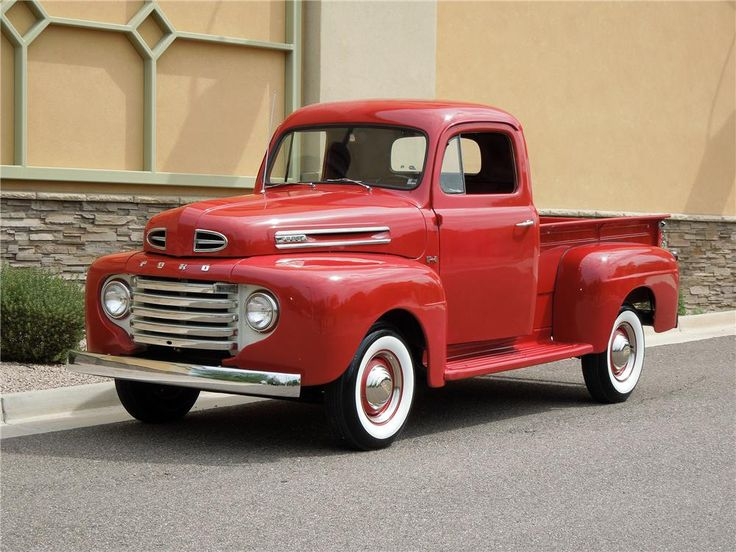 1949 FORD F-1 PICKUP & 492 best Cars u0026 Trucks: 1940-1959 images on Pinterest | Vintage ... markmcfarlin.com
