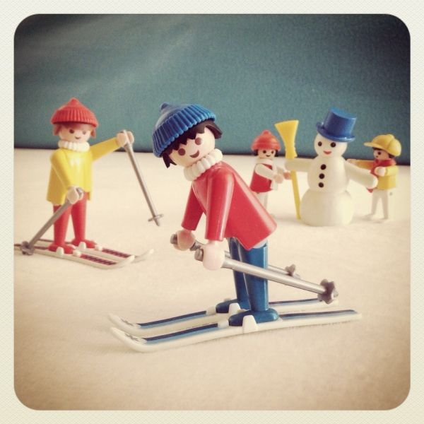 play mobile lego winter legos - Playmobil Ski