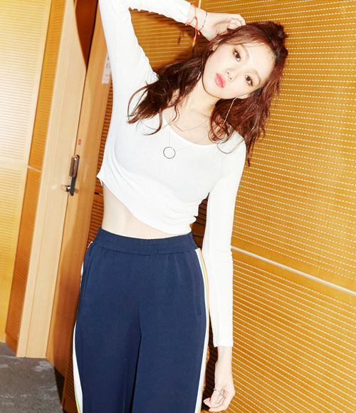 sung kyung, actress, and lee sung kyung image