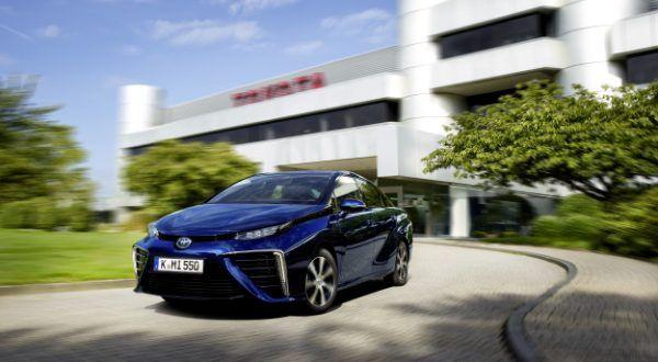 Fünf Sterne - Toyota Mirai ist Top beim ADAC EcoTest
