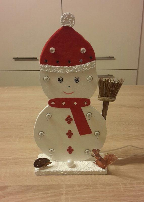 1000 id es sur le th me bonhommes de neige en bois sur pinterest bonhomme de neige bonhommes - Bonhomme de neige en bois ...